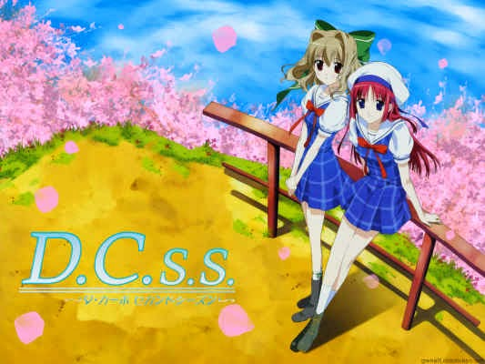 Da Capo I Second Season Subtitle Indonesia