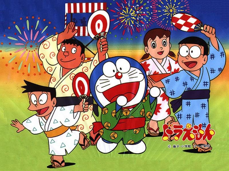 Wallpaper Doraemon Hd Keren Your Title