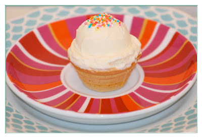 Mini Ice Cream Cupcakes Recipe