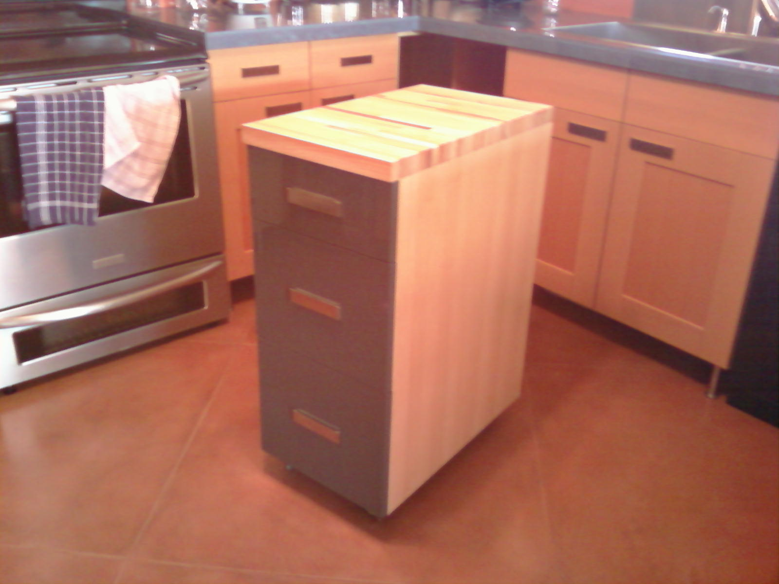 Inspirational Ikea Cabinet On Casters