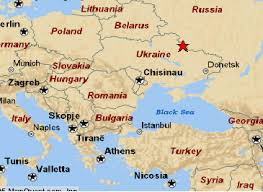 Where Is Ukraine Blogstuffu - Clear map of italy
