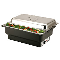 Chafing dish electric - vas incalzitor electric