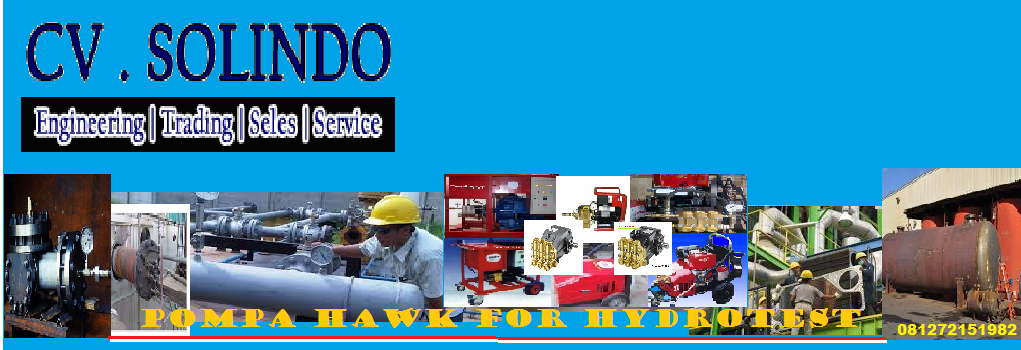 Pompa Hydrotest 200 Bar | Hydrotest Pump 300 Bar | Hydrotest Pump 350 Bar | Hawk Hydrotet 500 Bar