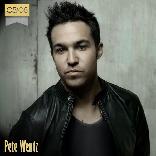 5 de junio | Pete Wentz - @petewentz | Info + vídeos