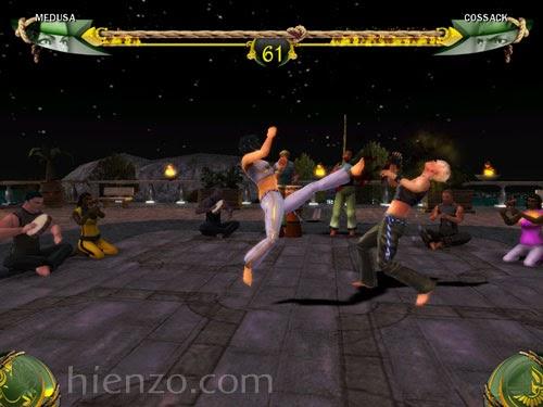 Martial Arts Capoeira (3)