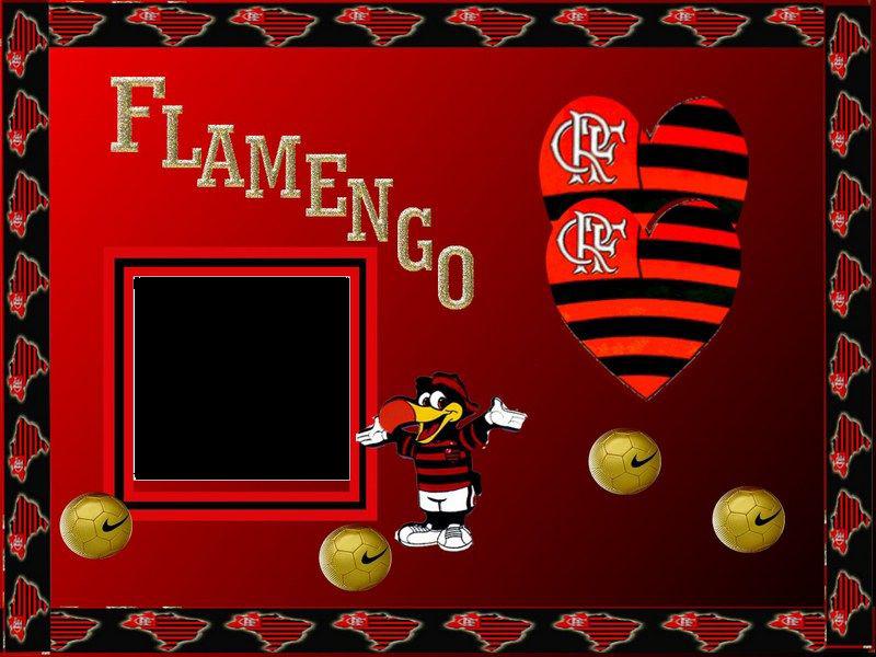 Imagens E Molduras Do Flamengo