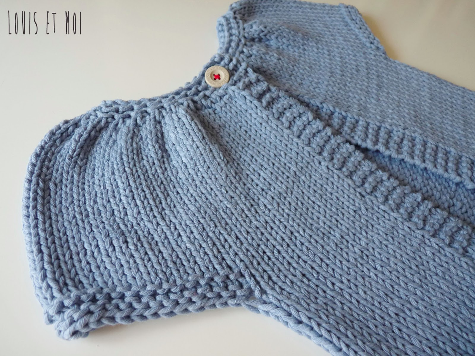 Louis et Moi (cosen y hacen crochet): julio 2013
