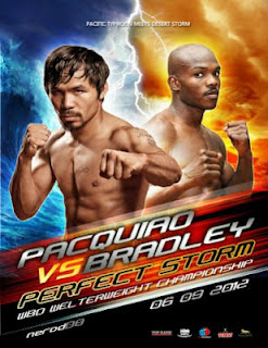 Watch Pacquiao vs. Bradley Online