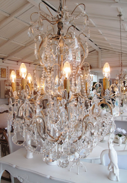 chandellier decorating tip