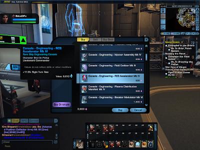 Star Trek Online - RCS Accelerator