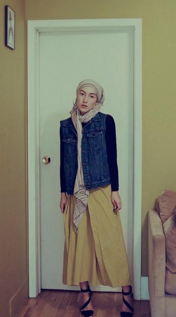 Hijab cantik Hana
