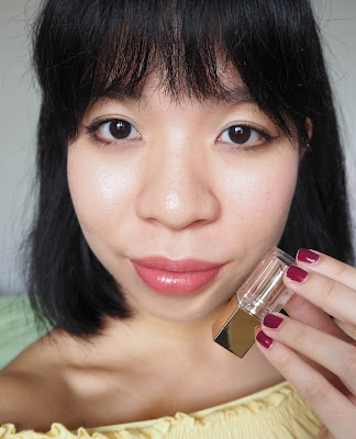 Clarins Rouge Eclat Lipstick in 13 Woodrose