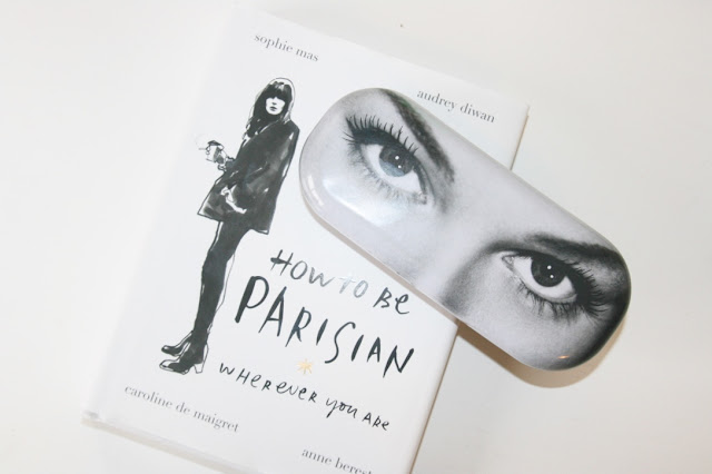 Katherine Penney Chic Blogger What I got for my birthday Present Summer Favourites Lucky Girlie Beauty Makeup Cool 19th  How to be Parisian book