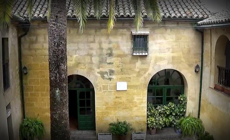 Bacus Travel turismo en Montilla: Patio Casa del Inca