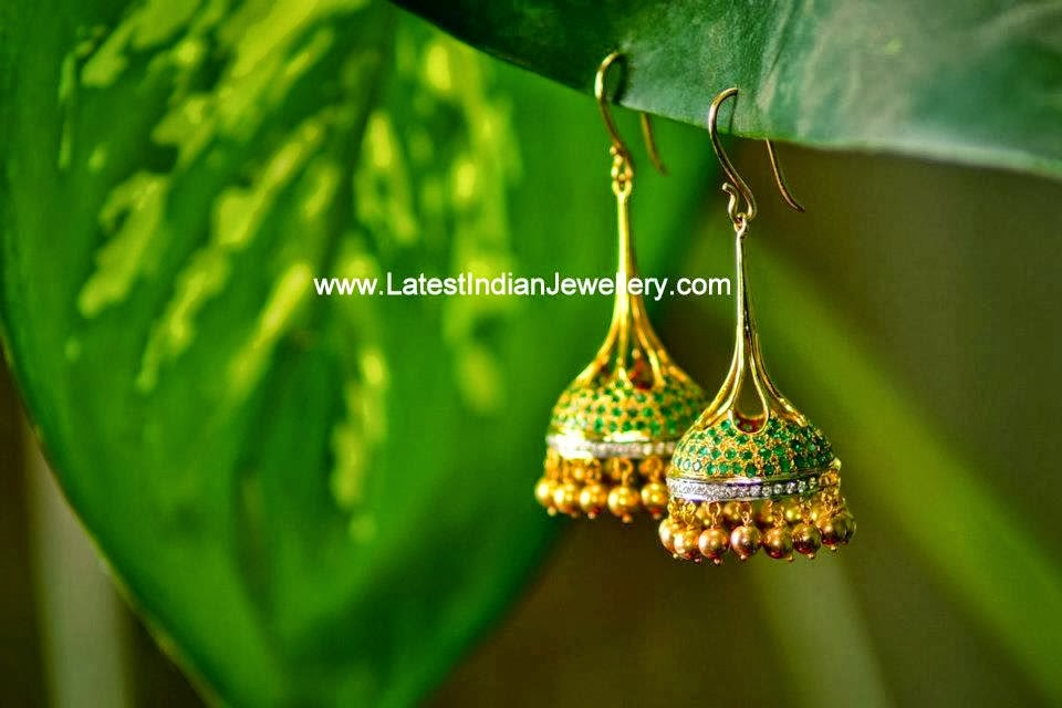 Designer Jhumka Collection