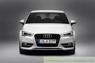 Harga Audi A3 Hatchback 1.4 TFSI SE 3dr Spesifikasi 2012