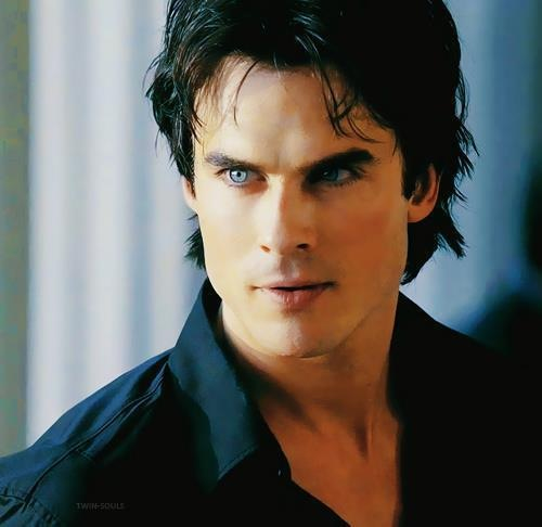 Damon Salvatore Hairstyle