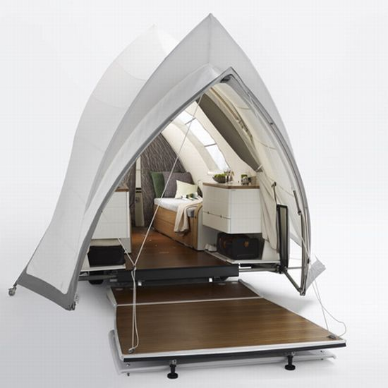 The Opera Campervan Modern Luxury On Move