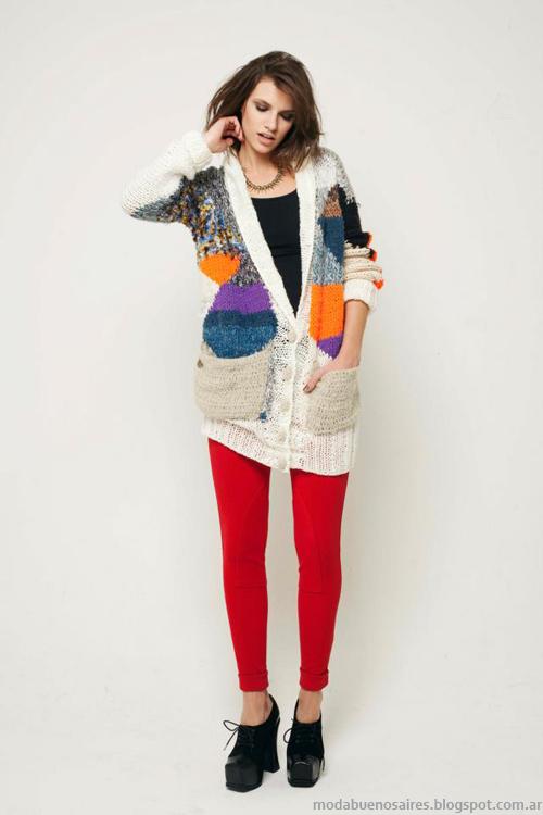 Sacos invierno 2013 moda Orgullosa Maria