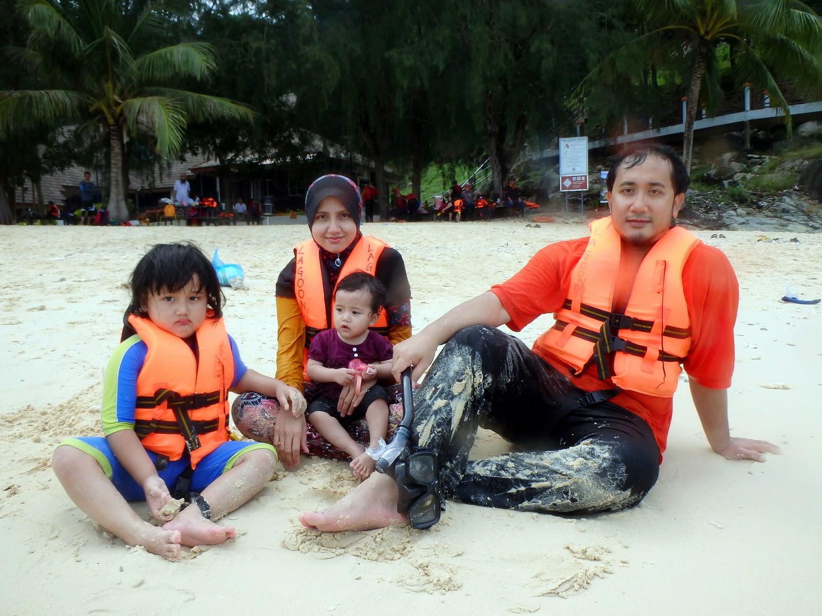 Kenangan di Pulau Redang