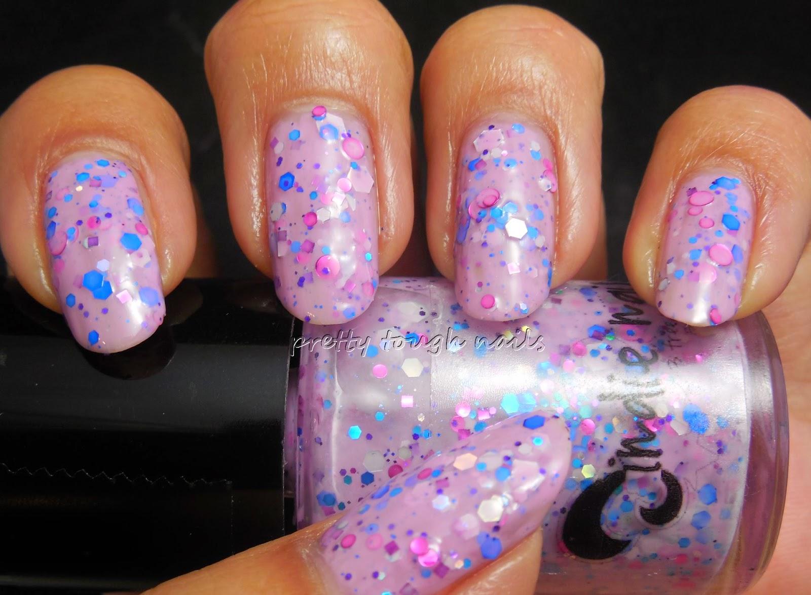 Jindie Nails Tastes Like Snozberries