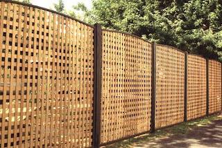 Деревянный забор. Фото 107