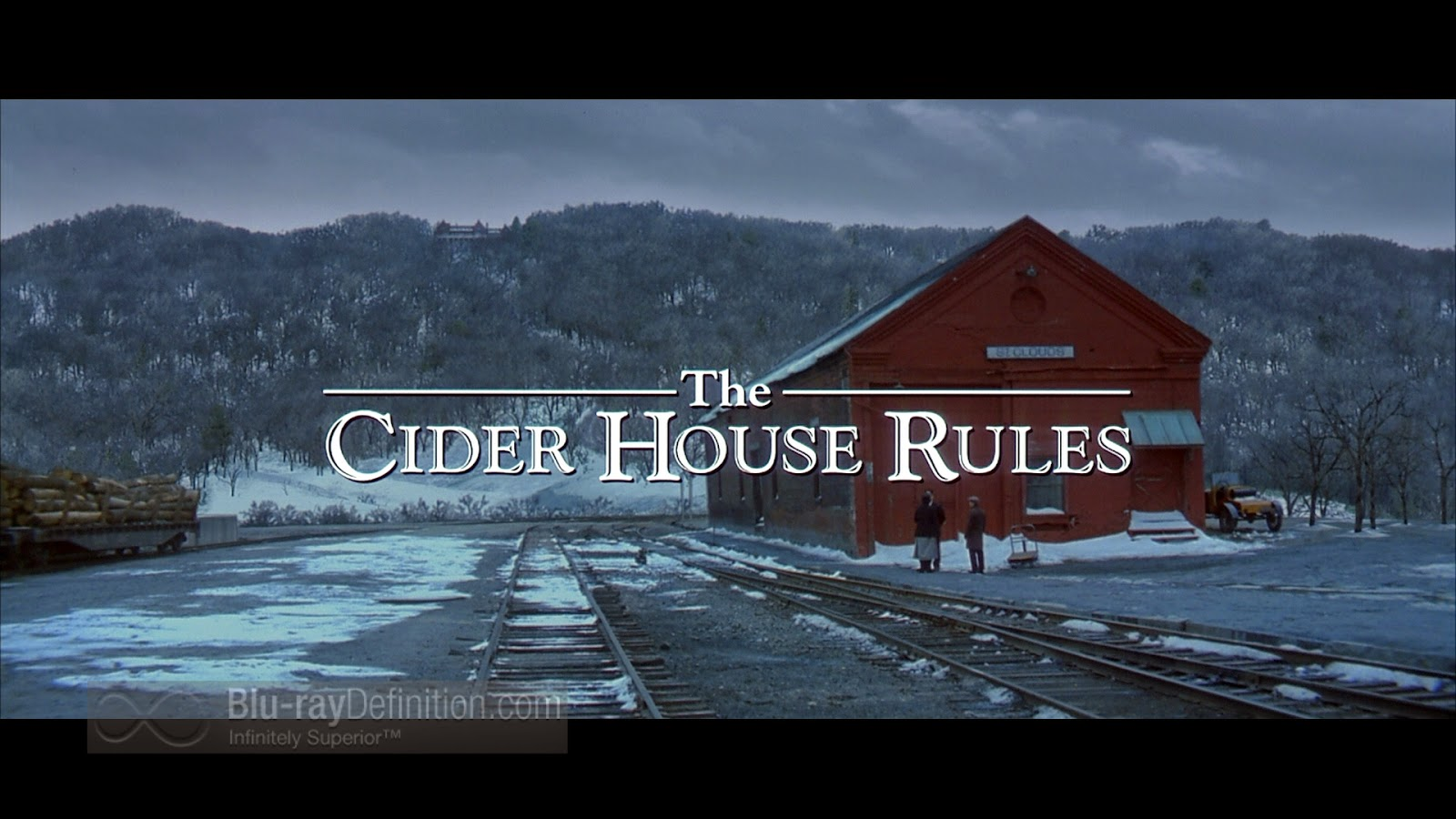 The Cider House Rules (John Irving) ... Iu0027m Close To Finished With The  Novel And I Donu0027tu0027 Want It To End. It Is VERY Different From The Movie  (scripted From ...