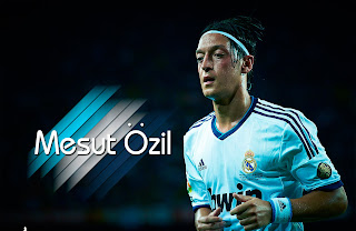 Real Madrid Ozil Wallpaper
