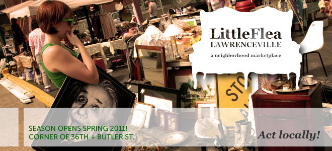 Lawrenceville Little Flea