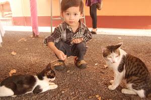 My Nephew Muhammad Yusuf