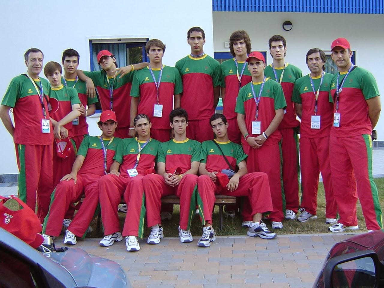 FPB: Selecção Nacional Sub-16 - F.O.J.E. 2005
