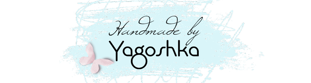 Yagoshka Art | rękodzieło, scrapbooking, decoupage, DIY