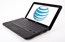 New HP Mini 110 3G Netbooks