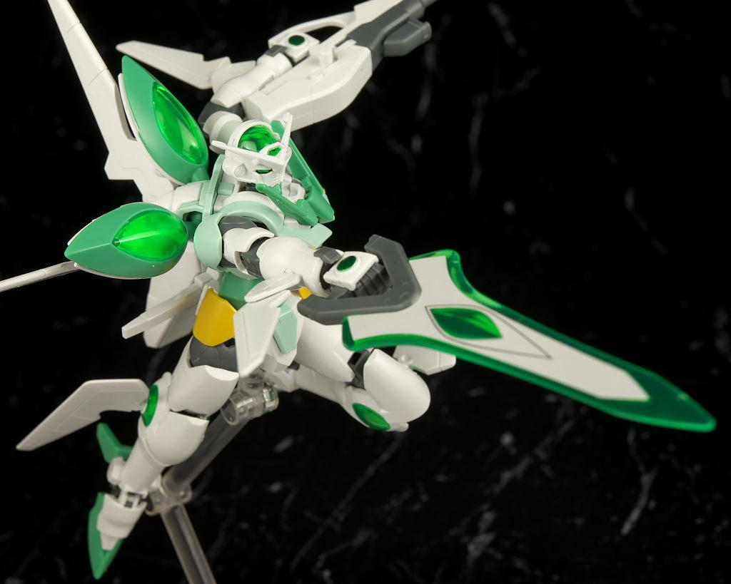 Gundam guy hgbf 1 144 gundam portent review by hacchaka for Portent vs mako