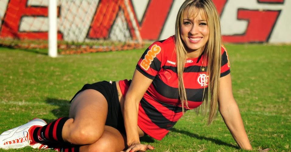 Belas da Torcida 2011 - Cris Lopes do Flamengo
