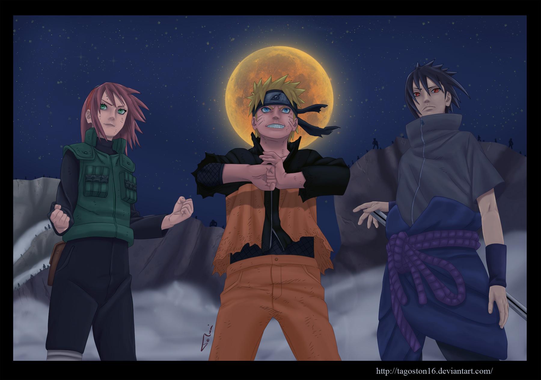 Naruto chap 638 Trang 23
