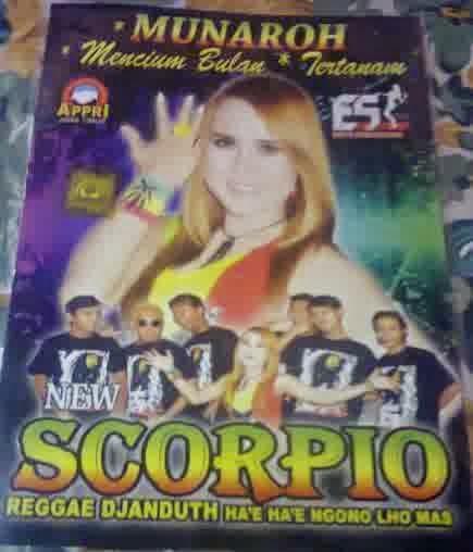 Eny Sagita New Scorpio - Tertanam