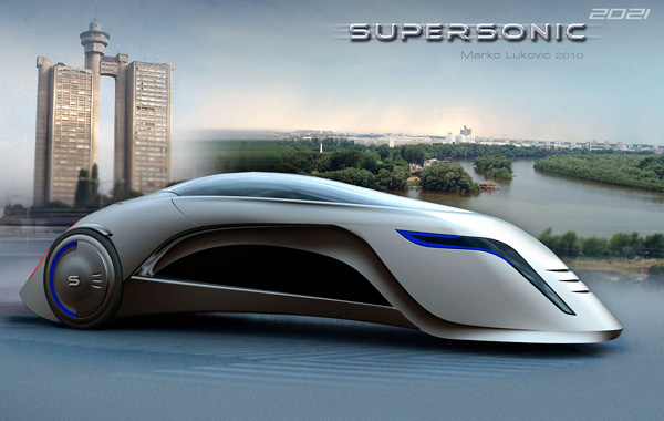 Amazing Cars Of The Future