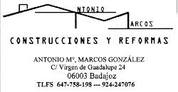 CONSTRUCCIONES Y REFORMAS (ANTONIO Y MARCOS)