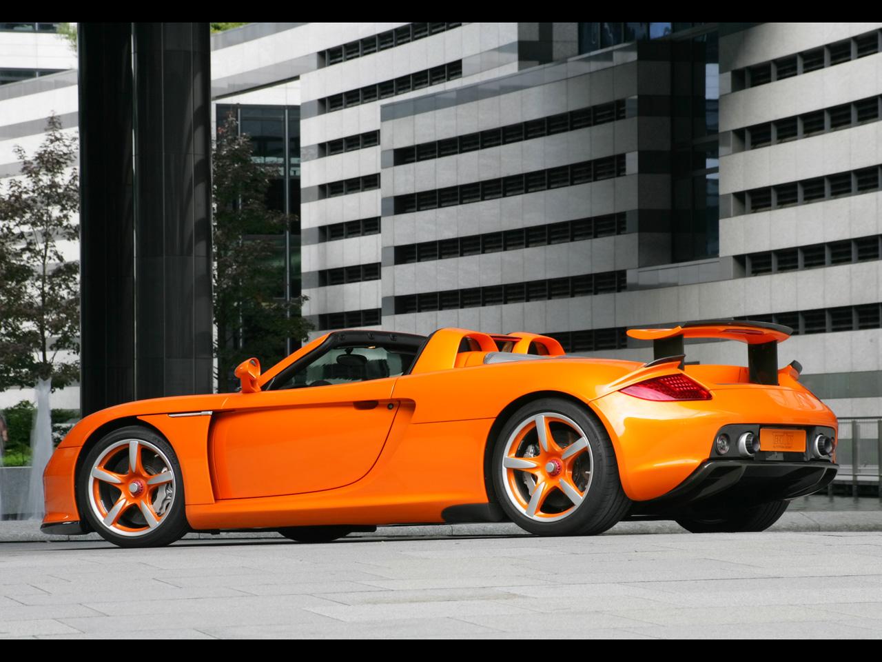 Porsche Carrera GT   Cars