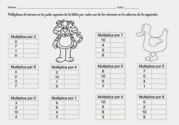 Asombroso Hojas De Trabajo De Matemáticas Divertidas Del ...