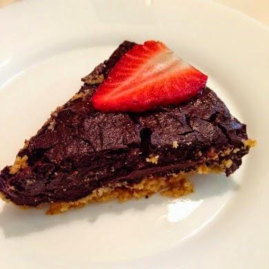 tarta De Chocolate Con Tofu