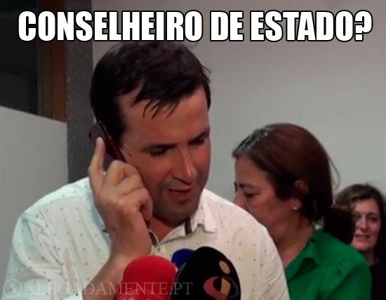 Imagens de Vitorino Silva – Conselheiro de Estado?