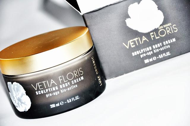 крем для тела VETIA FLORIS Sculpting Body Cream