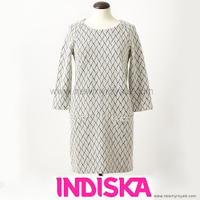 Princess Sofia Style INDISKA Trixie Multi Dress