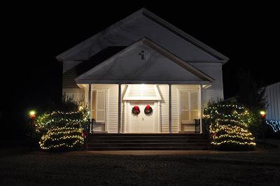 Cooksville Methodist Church Hickory Ridge Studio