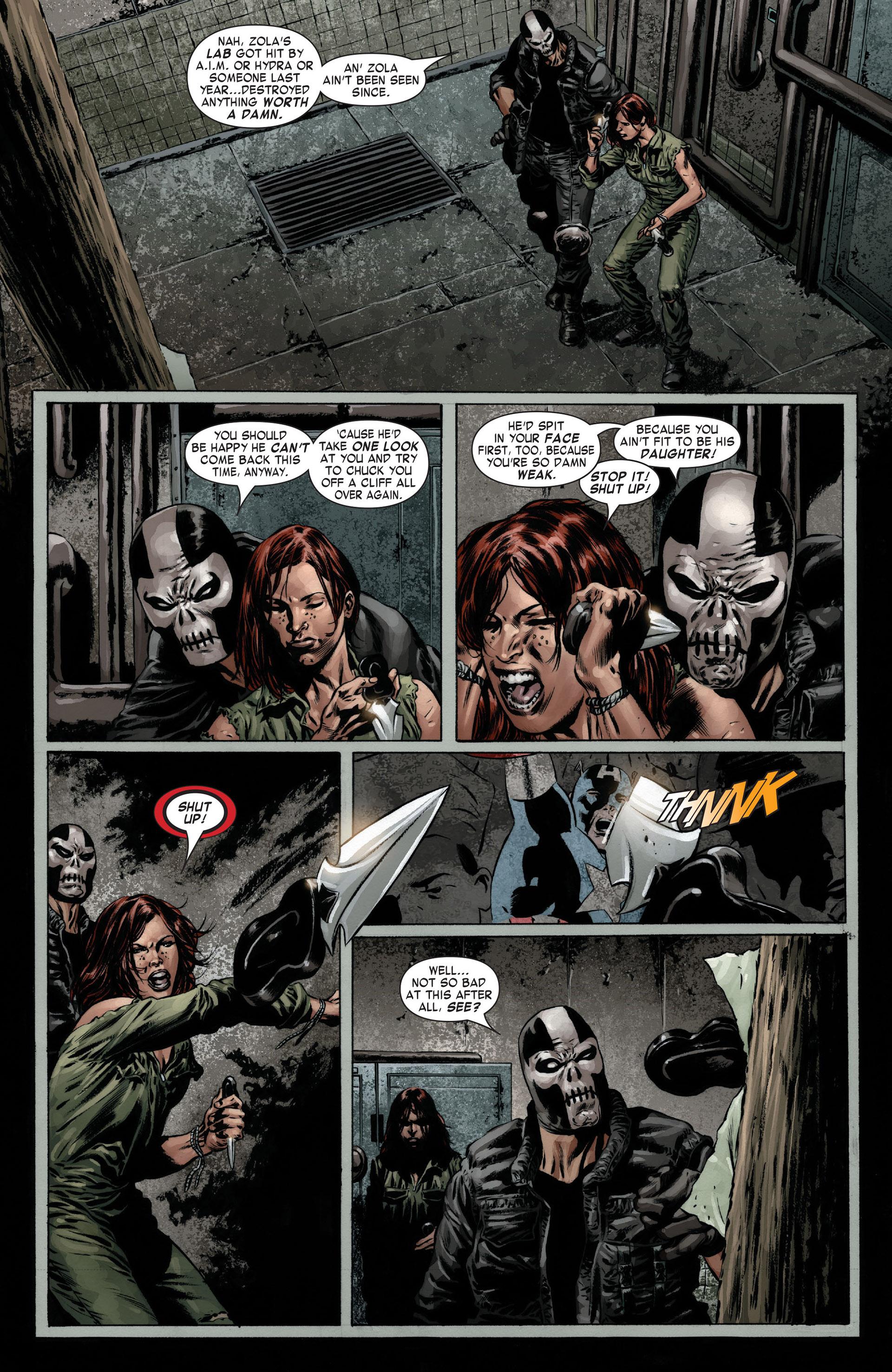 Captain America (2005) Issue #15 #15 - English 16