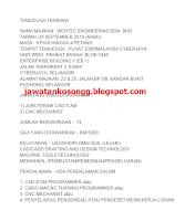 Wentec Engineering Kerjaya