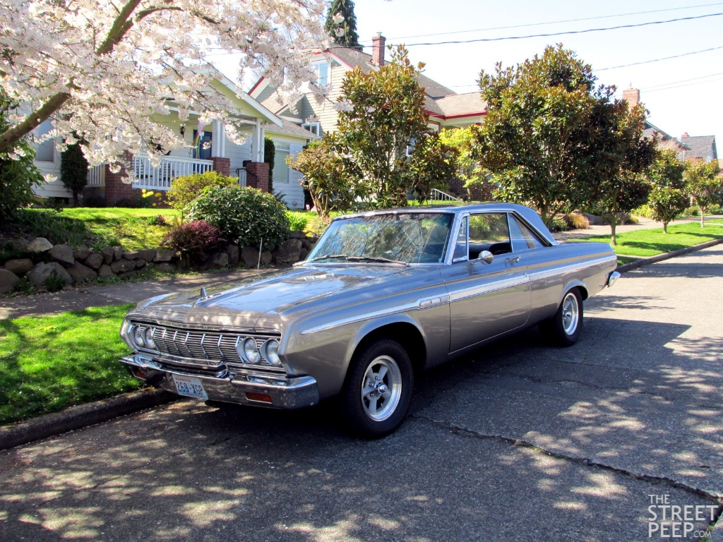 1964 plymouth sport fury coupe