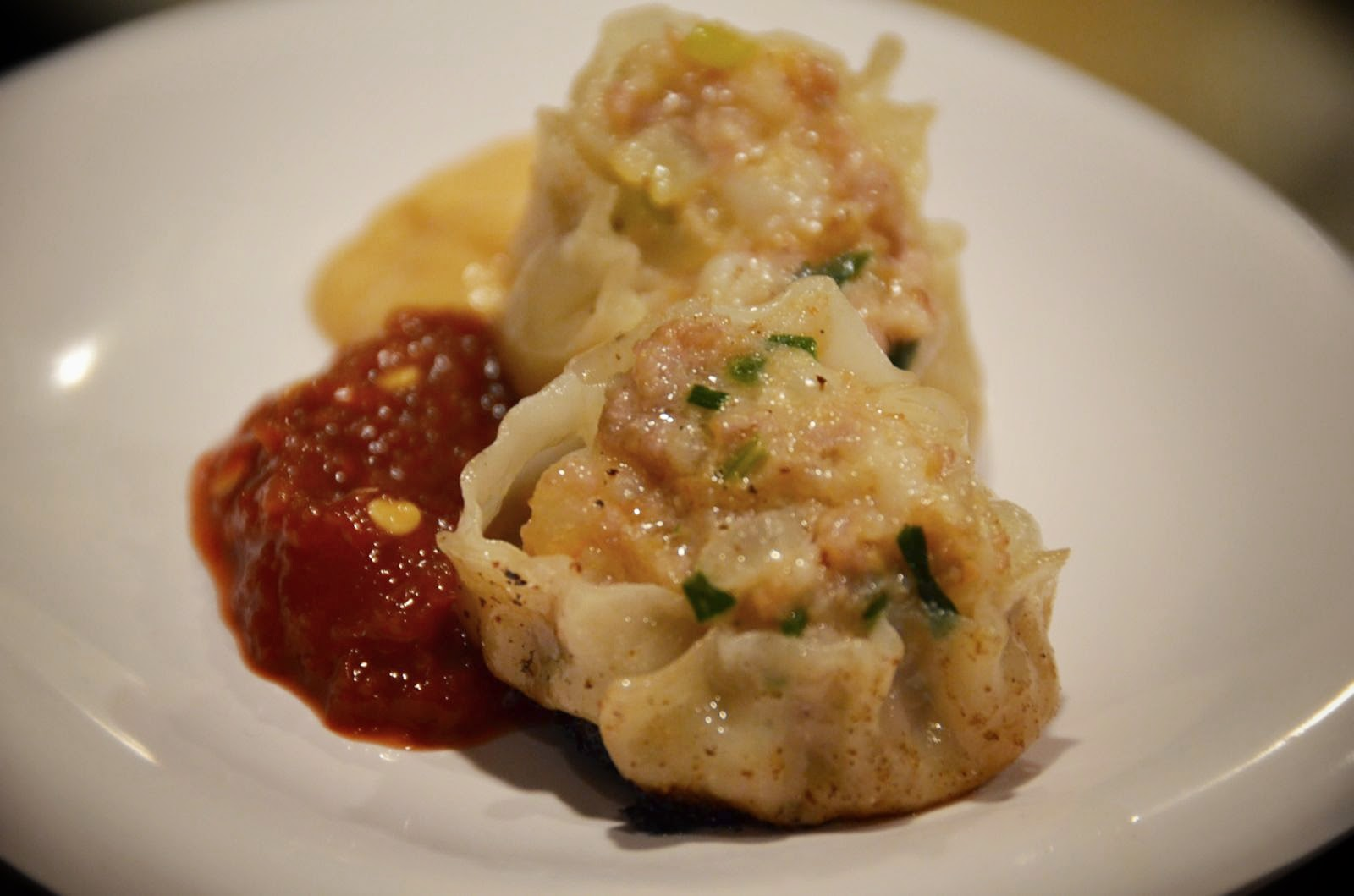 Pork and Shrimp Shu Mai Dumplings 2 | Cheesy Pennies